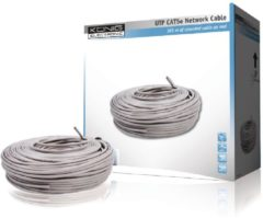 König Konig UTP CAT5e netwerkkabel op 305m rol, flexibele opbouw