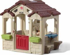 Beige Step2 Charming Cottage - Gootsteen, kraan en buitenterras - Elektronische deurbel