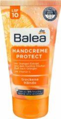 Balea Handcrème Protect met vitamine C + SPF 10 (75 ml)