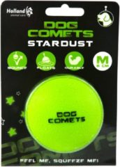 Dog Comets Dog Comets Ball Stardust Medium - Hondenspeelgoed - Groen