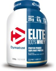 Dymatize Nutrition Dymatize Elite Whey Protein - Eiwitpoeder / Eiwitshake - 2100 gram - Aardbei