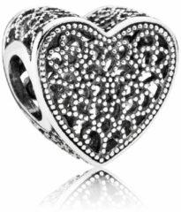 Pandora zilveren bedel 'Filled Romance' 791811