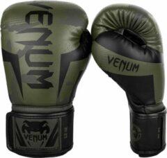 Kaki Venum (Kickboks)Bokshandschoenen Elite Khaki Camo Kies hier uw maat Bokshandschoenen: 16 OZ