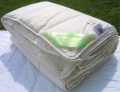 Witte TIMZO 4-Seizoenen Wollen Ledikant Kinderdekbed - 100x135 cm