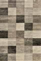 Beige Merinos Berber Karpet Milano 1451-95 Grijs-80 x 150 cm
