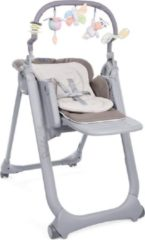 CHICCO Kinderstoel Polly Magic Relax 4 Wheels cacao