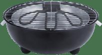 VidaXL Tristar BQ-2880 Elektriche Tafelbarbecue - Grilloppervlak Ø30 cm - 1250W - Zwart