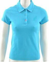 Blauwe Australian - Polo - Dames - maat 36