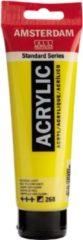 Royal Talens Amsterdam Standard acrylverf tube 120ml - 268 - Azo geel licht - halfdekkend