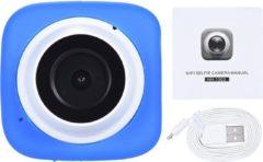Blauwe Universeeel HH-1303 Wi-Fi Selfie Camera 720P Blue