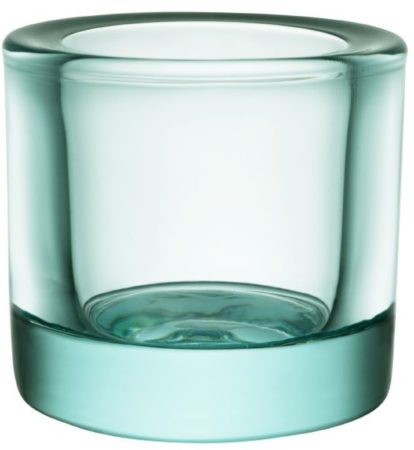 Afbeelding van Groene Iittala Waxinelichtjeshouder Kivi klein water groen