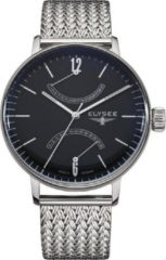 Elysee Herenhorloge EL.13276M All stainless Zilver