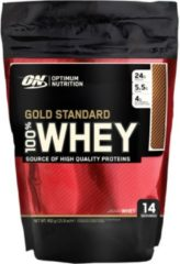 Optimum Nutrition 100% Whey - Eiwitpoeder / Eiwitshake - 2270 gram - Chocolate Peanut Butter
