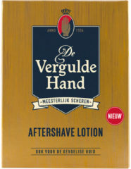 Vergulde Hand Aftershave Lotion (100ml)