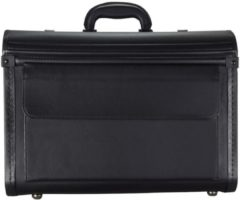 Business & Travel Pilotenkoffer 46 cm D&N schwarz