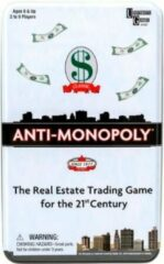 University Games Anti-monopoly Spel, het vastgoed spel