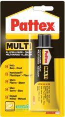 Bruna Alleslijm Pattex Multi tube 50gram op blister