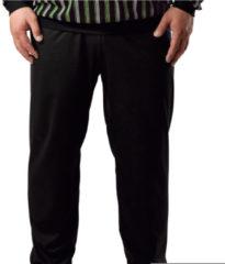 Herren Schlafanzughose Bündchen Trigema schwarz
