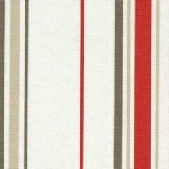 Rode Acrisol Minerva Rojo 1203 stof per meter buitenstoffen, tuinkussens, palletkussens