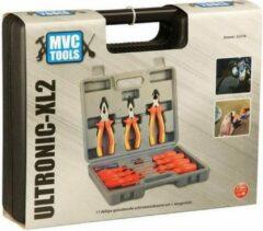 Rode MVC Tools Gereedschapset 11 delige geïsoleerde schroevendraaierset en tangenset