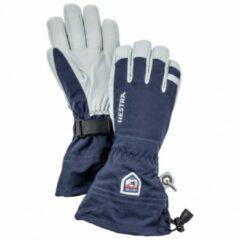 Hestra - Army Leather Heli Ski 5 Finger - Handschoenen maat 12 blauw/grijs