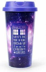 Half Moon Bay DOCTOR WHO - Travel Mug 450ml - Galaxy