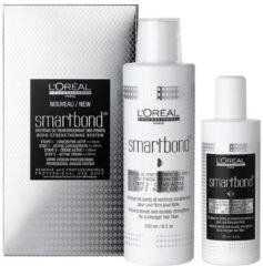 L'Oréal Paris L\'oreal Professionnel Smartbond Bond Strengthening System Pakket Actief Concentraat+ Actieve Creme 1pakket