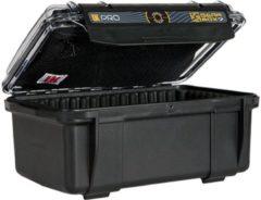 UKPro Gearbox7 schokbestendige, waterproof Case - Zwart
