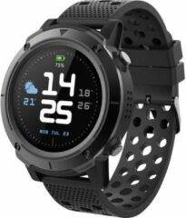 Denver SW-510 - Bluetooth smartwatch met GPS functie - activity tracker - hartslagmeter - Fitbit - Zwart