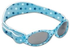 Baby Banz Dooky BabyBanz - Zonnebril - 0-2 jaar - Blue Star