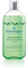 Barnagen Barnangen Bad en Douchegel Sauna Relax - 10x 400 ml - Voordeelverpakking