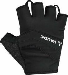 Zwarte Vaude Me Active Gloves Fietshandschoenen Heren - Black Uni - Maat 7