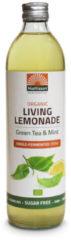 Mattisson Living lemonade groen tea mint 500 Milliliter
