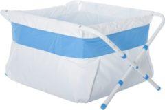 Blauwe BiBaBad Blue Line 70 tot 90 cm verstelbaar