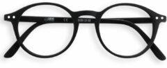 Izipizi See Concept leesbril D zwart soft +3.00