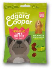 Edgard-Cooper Edgard&Cooper Lamb & Beef Bites - Hondensnacks - Lam Rund Fruit 50 g