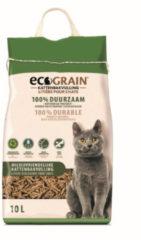 EcoGrain Kattenbakvulling 10 liter