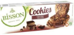 Bisson Cookies Chocolade Stukjes Bio (200g)