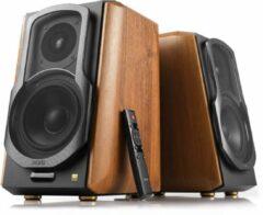 Zwarte Edifier S1000MKII - 2.0 speakerset / Hout