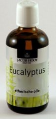 Jacob Hooy Eucalyptus - 100 ml - Etherische Olie