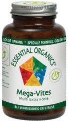 Dr Van der Hoog Essential Organics Mega-Vites - 75 Tabletten - Multivitamine