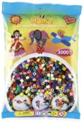 Hama beads Hama Strijkkralen 3000 Stuks Diverse Kleuren