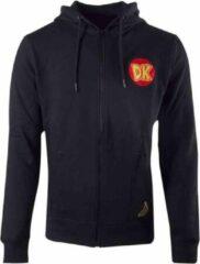 Zwarte Merchandise Heren Hoodie L