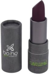 Paarse Boozy Cosmetics Boho Lipstick Poppy Fields Glans Freedom 314