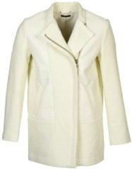 Witte Mantel Sisley NEVOLA
