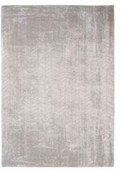 Zilveren Louis de Poortere vloerkleden Vintage vloerkleed Mad Men, White Plains 8929 200x280 cm