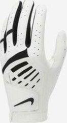 Nike Golfhandschoen Dura Feel - Dames - Wit- Maat M - Rechterhandschoen