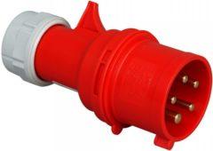 Rode Kopp CEE stekker 5P 400V 32A 9532/4