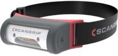 Scangrip Night View LED Hoofdlamp - Rood & Wit Licht - Aan-/Uit Sensor - 160 lumen