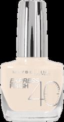 Roze Maybelline Express Finish Nagellak - 80 Rose Rush